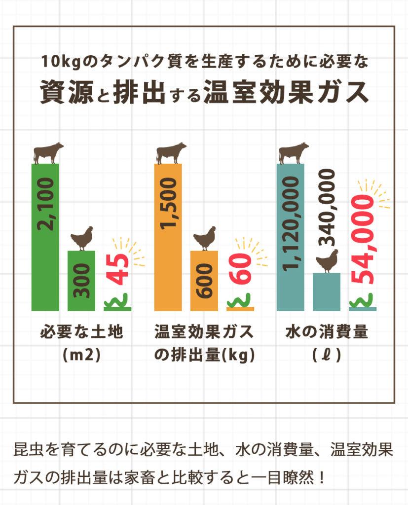 ヨラドッグフード環境グラフ